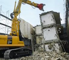 中型・大型のビルの解体工事を請け負う為に必要な許可