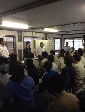 有志業者さまによる勉強会ツアー ~北九州市にて~