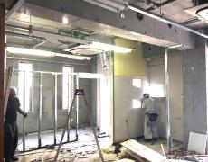 オフィスや店舗の内装解体
