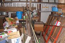 家の中を空っぽにしないと解体工事は始められない?